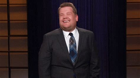James Corden Laughing GIF by The Late Late Show with James ...