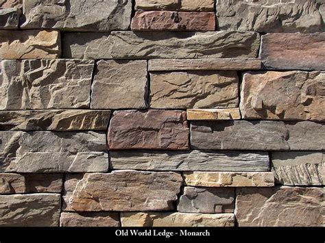 Coronado Stone Products  Old World Ledge