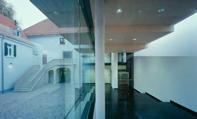Wörner Traxler Richter by W 246 Rner Traxler Richter Architekten Baunetz