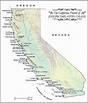 California Coast Trails | Map of J. Smeaton Chase's ...