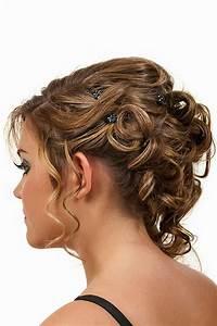 Frisuren Mittellange Haare : festliche frisuren schulterlanges haar ~ Frokenaadalensverden.com Haus und Dekorationen