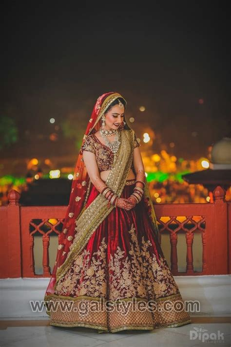 latest indian bridal dresses designs trends