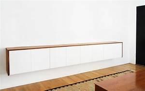 Sideboard Hängend Modern : sideboard h ngend an der wand f r eine schicke zimmerausstattung ~ Frokenaadalensverden.com Haus und Dekorationen
