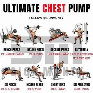 The Best Full Gym Chest Workout  Fitness  Bodybuilding  Gym  Motivation  Workout  Fit