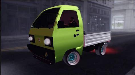 Suzuki Carry 1 5 Real Modification by Gta San Andreas Suzuki Carry Drift Style Mod Gtainside