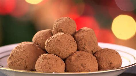 truffes au chocolat surfines recette gourmande par