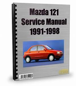 Mazda 121 1991-1998 Service Repair Manual Download