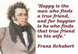 FRANZ SCHUBERT QUOTES image quotes at relatably com