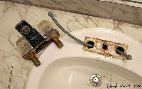 remove kitchen sink faucet bathroom sink how to install a faucet