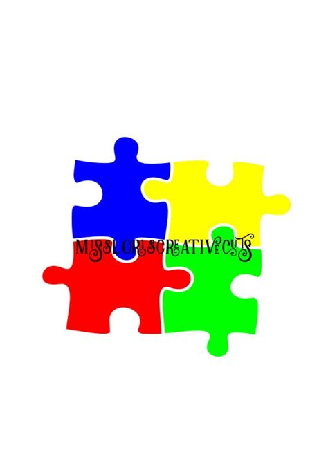 There is also a version this is a digital download of a word art vinyl decal cutting file, which can be imported to a number of paper crafting programs like cricut explore. Autism puzzle awareness SVG DFX Cut file Cricut explore file