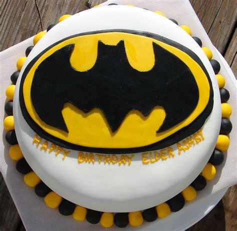 Cake Hobby Batman Cake