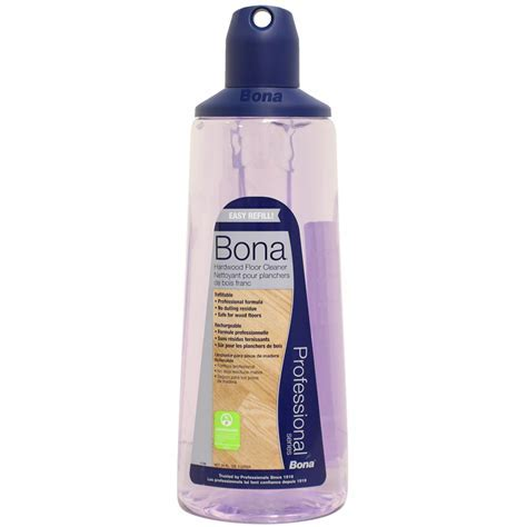 Bona Hardwood Floor Cleaner Cartridge for Bona Spray Mop