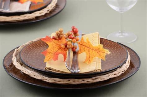 spruce   festive fall table  fancy napkin decor