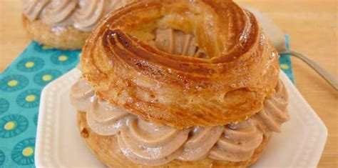 dessert brest recette brest individuels recette sur cuisine actuelle