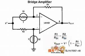 Bridge Amplifier Circuit - Light Control