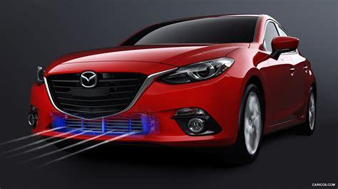 Mazda 3 Hatchback Wallpaper by 2014 Mazda3 Hatchback Aerodynamics Hd Wallpaper 187