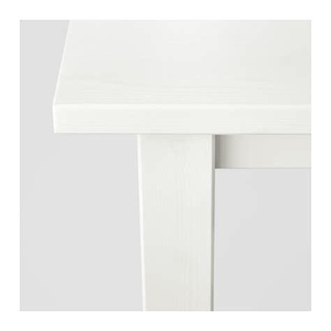 ikea solid wood coffee table hemnes coffee table white stain 118x75 cm ikea
