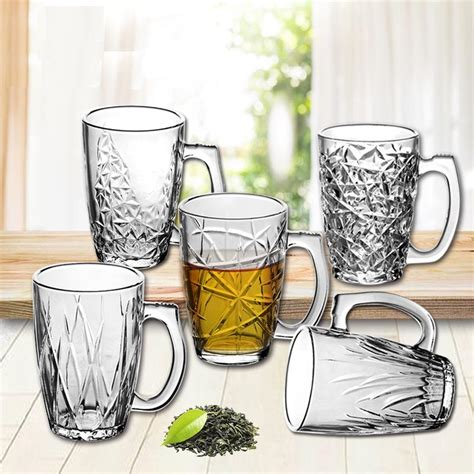 Check out the full line of. What is the top 5 best glass coffee mugs from Garbo glassware?