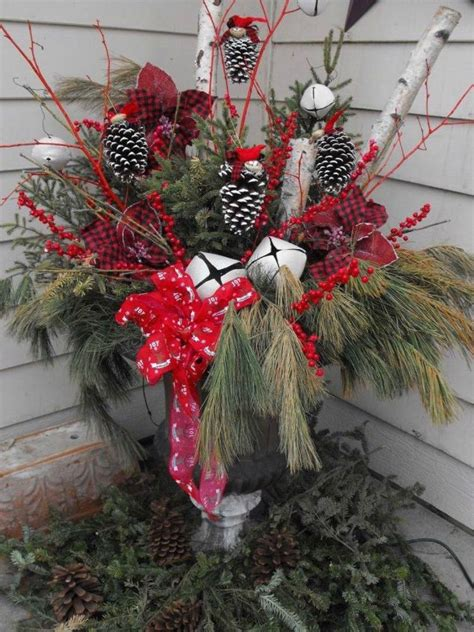 winter planter ideas   youre missing