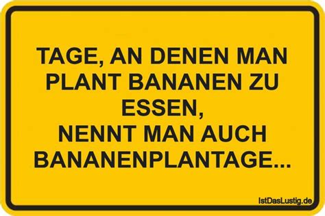 tage  denen man plant bananen zu essen nennt man auch