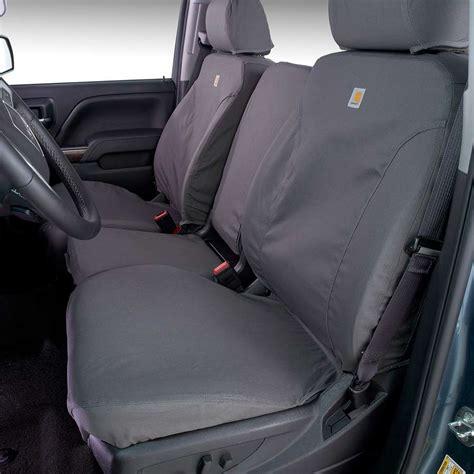 ford super duty truck custom carhartt seat covers