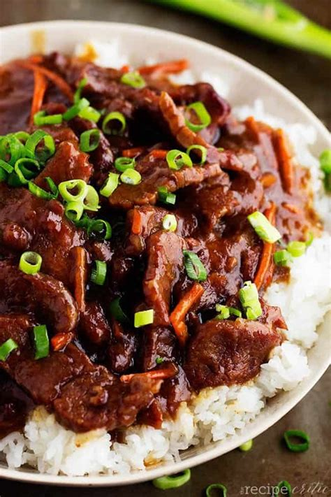 slow cooker korean beef the recipe critic