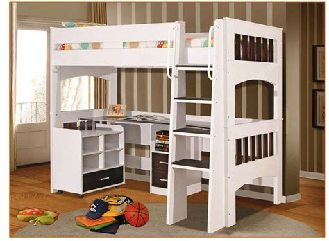 bunk beds with mattress included miami single loft bunk