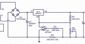 24v  7ah Lead Acid Battery Charger Circuit