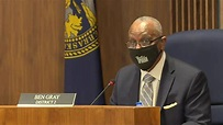 Omaha City Councilman Ben Gray comments on the OPD budget