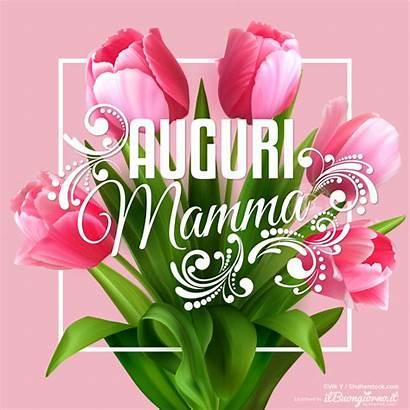 Mamma Festa Della Auguri Compleanno Buon Immagini