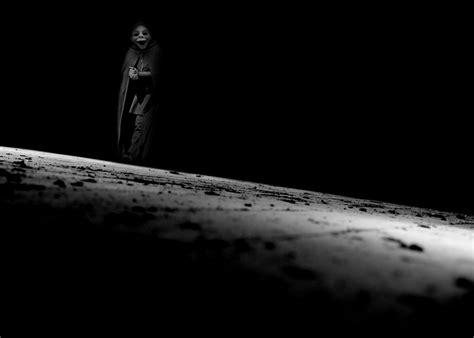 wallpaper dark night horror space sky spooky