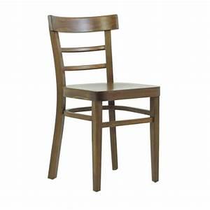 Chaise Chene Clair : chaise bistrot bois chene clair czh x15 cc one mobilier ~ Teatrodelosmanantiales.com Idées de Décoration