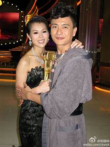 Myolie Wu Crowns TV Queen, Thanks Boyfriend Bosco Wong ...