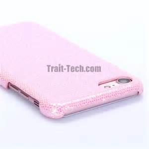 7 Pink Glitter iPhone Case