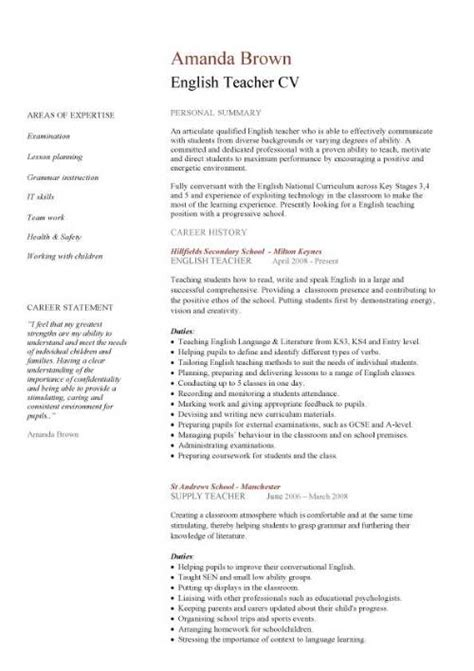 How To Create An Academic Cv by Academic Cv Template Curriculum Vitae Academic Cvs Student Application Cv