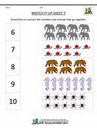 Math Worksheets For Kindergarten Match It Up 7 Math Worksheets Kindergarten Worksheets Worksheets For Kids Math Addition Math Worksheets For Kindergarten Kindergarten Math Worksheets Kids Worksheets And Worksheets On