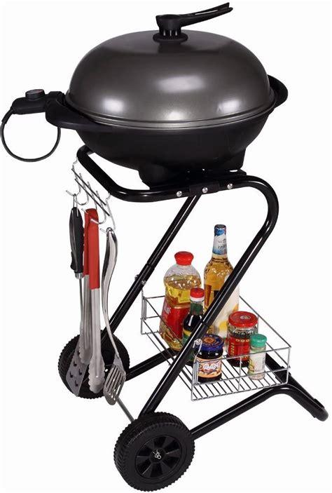 barbecue electrique d exterieur