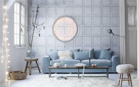 stunning ice blue living room design ideas
