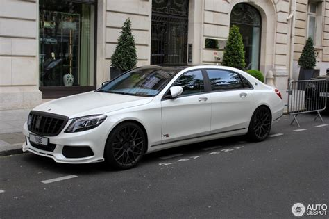 Brabus Maybach 900 Rocket by Mercedes Maybach Brabus 900 Rocket 18 May 2016 Autogespot