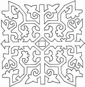 Mosaic Patterns Coloring Pages - AZ Coloring Pages