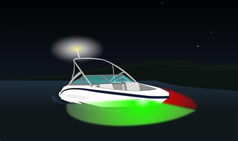 Boat Navigation Lights Test by Navigation Lights Pabi