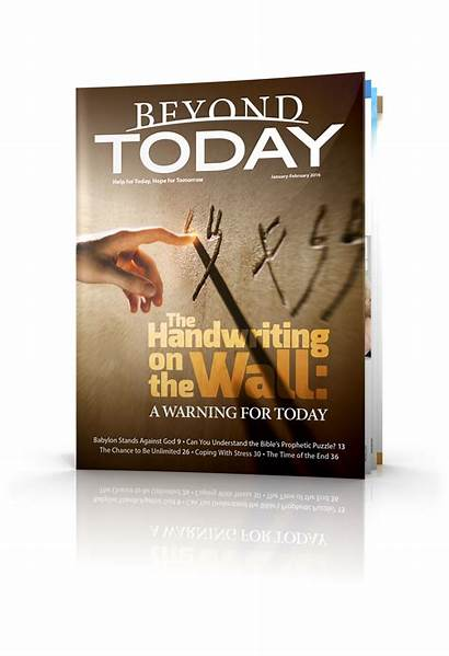 Beyond Today February Magazine January Bible Church