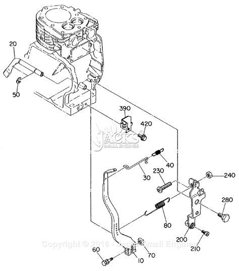 robin subaru ey20 parts diagram for remote cable