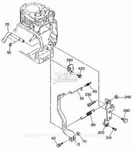 Robin  Subaru Ey20 Parts Diagram For Remote Cable Control