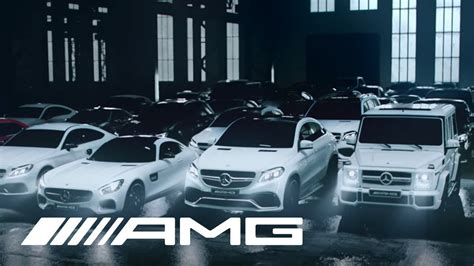 Mercedes-AMG Range 2016 - Music - YouTube