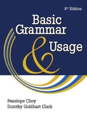 basic grammar  usage  edition language learning