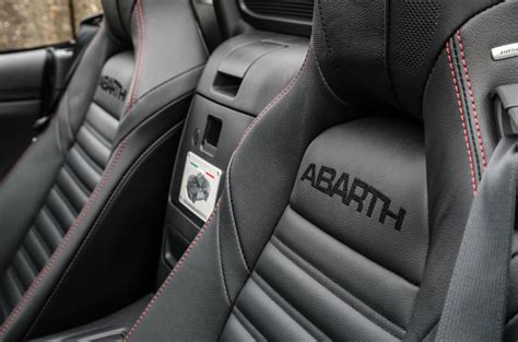 Fiat Spider Seats by Abarth 124 Spider Review 2019 Autocar