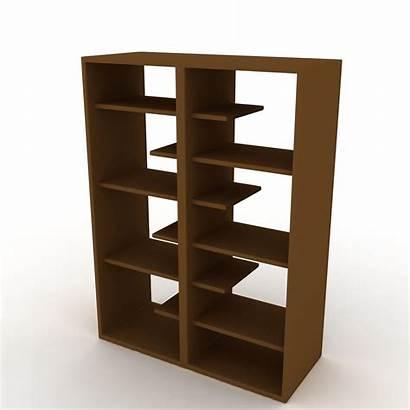 Bookshelf 3d V4 Models Furniture Cgtrader