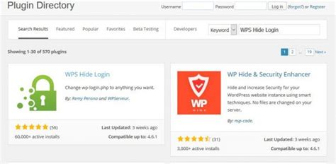How To Change Wordpress Login Url For Extra Security