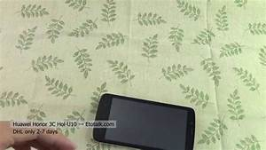 Huawei Honor 3c Hol-u10 Unboxing  U0026 Antutu Test